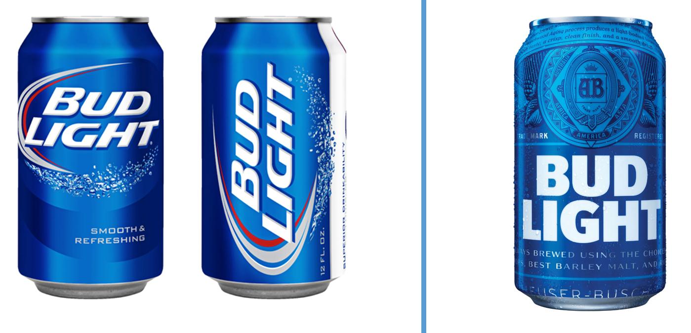 Analysis Of An American Icon Rebrand Of Budweiser Amp Bud