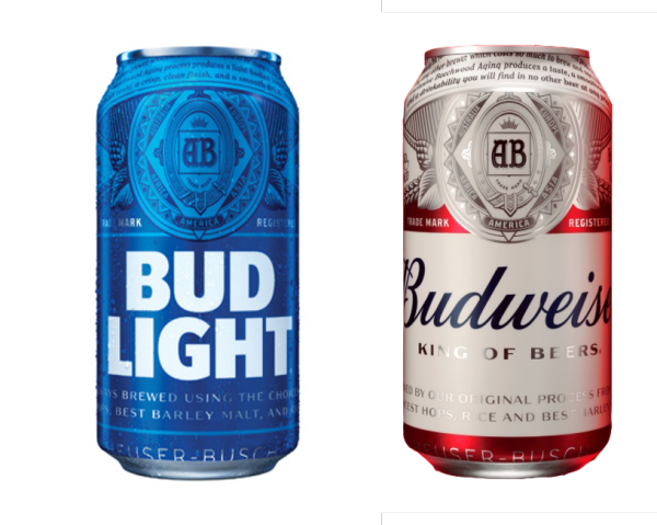 Analysis Of An American Icon   Rebrand Of Budweiser U0026 Bud Light | Hotspex